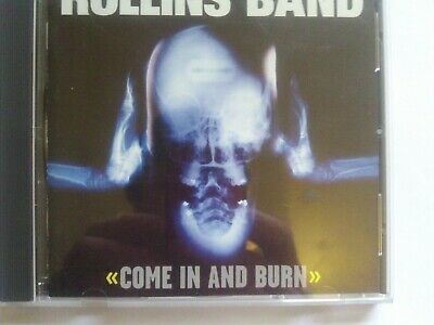 Henry Rollins - Come In And Burn (1997) • 4.79£