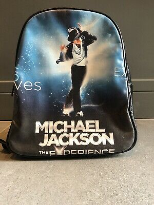 Micheal Jackson Merchandise / Collectable Bag / Rucksack • 20£