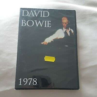 David Bowie 1978 DVD. Rare. New & Sealed  • 19.50£
