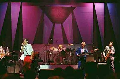 12 *8  Colour Concert Photo Of Roxy Music - Manchester 1979 • 3.99£