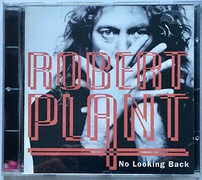 Led Zeppelin  No Looking Back  1993 EU 14 Track Picture CD   • 13.99£
