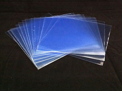 25 X 7'' PVC Vinyl Record Sleeves Album Covers LP • 5.99£