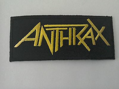 Anthrax  Patch • 3.35£