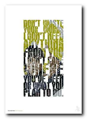 THE STONE ROSES ❤ I Am The Resurrection ❤ Poster Art Edition Print In 5 Sizes #3 • 15.95£