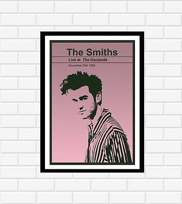Smiths / Morrissey Poster • 9.99£