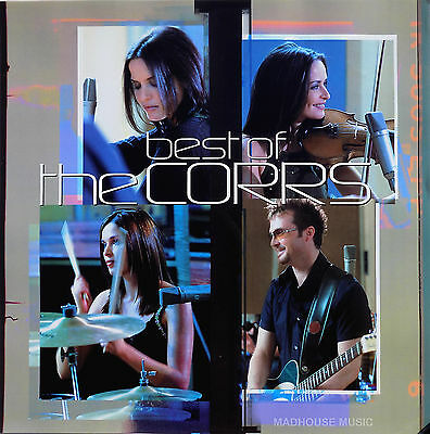 The CORRS Display CARD The Best Of The Corrs UK PROMO Rare 12  X 12  Poster • 4.95£