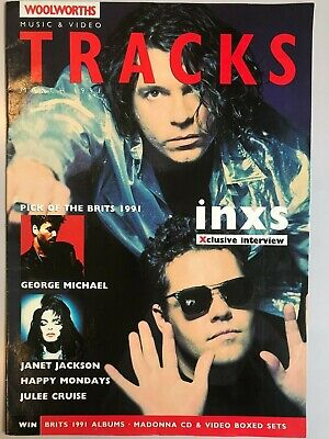 INXS Janet Jackson JULEE CRUISE Happy Mondays * Madonna Royal Box * QUEEN Tracks • 19.99£