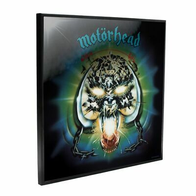 MOTORHEAD - OVERKILL Officially Licensed Crystal Clear Picture 32cm Warpig • 29.99£