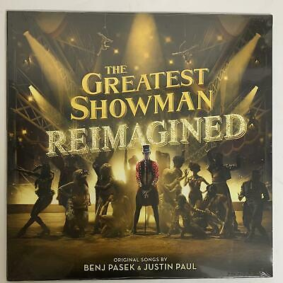 THE GREATEST SHOWMAN - REIMAGINED OST VINYL LP (SEALED) Pink Kelly Clarkson • 9.99£