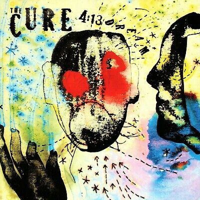 The CURE 4:13 Dream BANNER HUGE 4X4 Ft Fabric Poster Tapestry Flag Album Cover • 23.74£