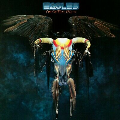 The EAGLES One Of These Nights BANNER HUGE 4X4 Ft Fabric Poster Tapestry Flag • 21.23£