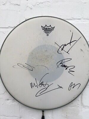 Linkin Park Signed Drum Used • 250£