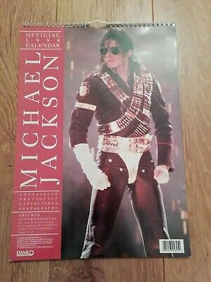Michael Jackson * 1994 Official Calendar * Excellent Condition  • 7.99£