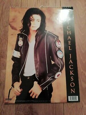 Michael Jackson * 1993 Official Calendar * Excellent Condition  • 7.99£