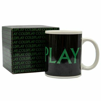 Coldplay Mug Official Band Merchandise  • 3.99£