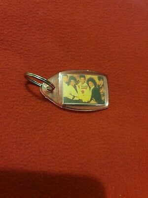 BRAND NEW 5 FIVE STAR Pop Group *RARE COLLECTION *OFFICIAL FAN CLUB* KEYRING • 11.99£