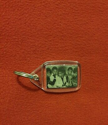 5 FIVE STAR Pop Group * KEYRING * Double Sided • 3.99£