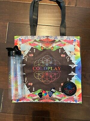 Coldplay- A Head Full Of Dreams Tour Gift Bag • 36.82£