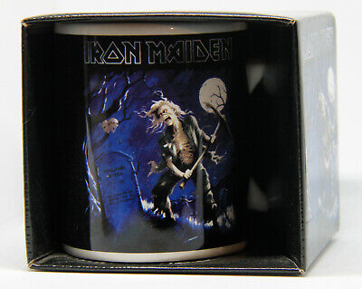 SALE Iron Maiden Benjamin Breeg Mug Official Merchandise Metal • 2£