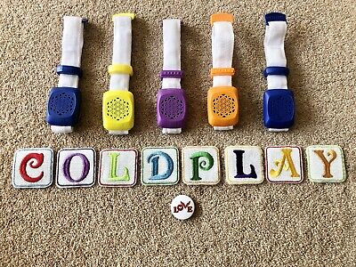 Coldplay Memorabilia Various Mixed • 18£