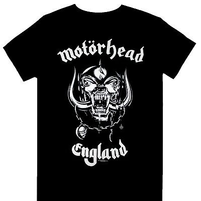 Motorhead - England Official Licensed T-Shirt • 15.99£