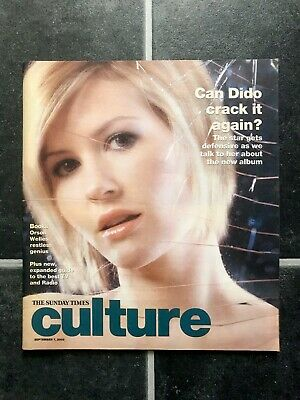 CULTURE Magazine 2003 DIDO GUY PEARCE OUTLANDISH, ORSON WELLES JAWAHARLAL NEHRU • 24.95£