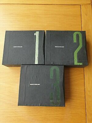 DEPECHE MODE - Complete Set Of Singles Box Sets 1-2-3 [Original 1991 UK] • 100£