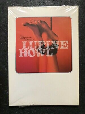 LUPINE HOWL Music Photo 2001 Postcard Set THE CARNIVOROUS LUNAR ACTIVITIES OF • 24.95£