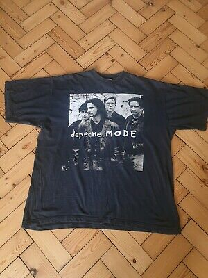 Depeche Mode T Shirt Devotional 1993  • 150£