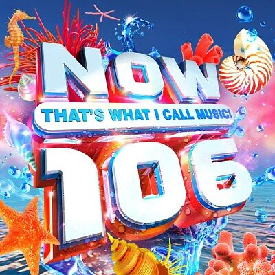 Now That's What I Call Music! 106 - Various Artists (Album) [CD] • 12.99£