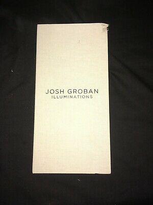 Josh Groban - Illuminations -  BOX SET - MEGA MEGA RARE. • 250£