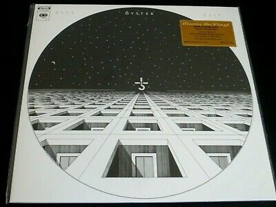 Blue Oyster Cult S/t Numbered Blue Vinyl Lp - New • 19.99£