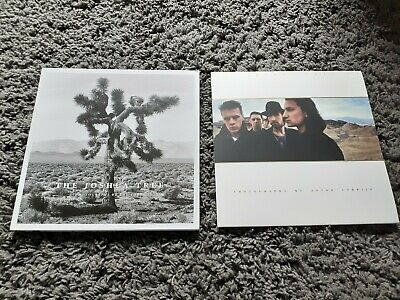 U2 Joshua Tree Book & Prints Mint  • 35£