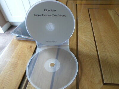 Elton John Uk Promo Dvd  Tiny Dancer  New Mint    • 14.99£