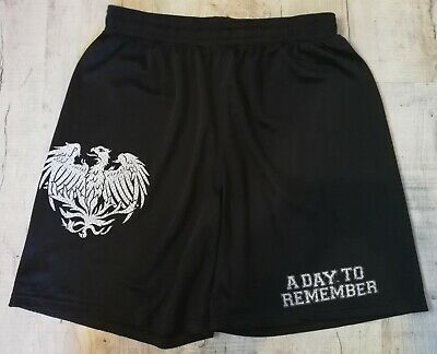 A Day To Remember Mesh Shorts - XL - Gym - ADTR • 0.99£
