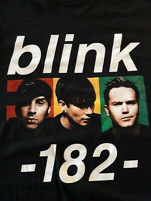 Blink-182 Take Off Your Jacket And Pants Deadstock Short-Sleeve T-Shirt XL • 19£