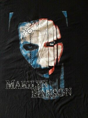 Marilyn Manson Antichrist Superstar L/S T-Shirt Vintage Unworn Deadstock XL • 25£