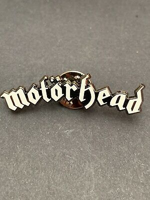 Motorhead Letters Pin Badge  • 3.50£