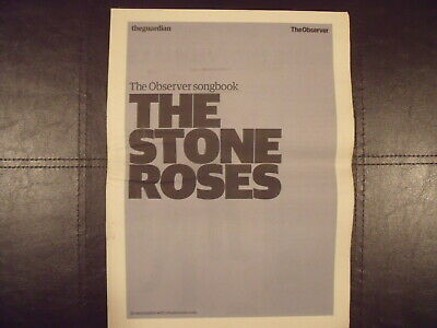 The Stone Roses,  Guardian/Observer Songbook , Five Top Songs, 2008 • 1.49£