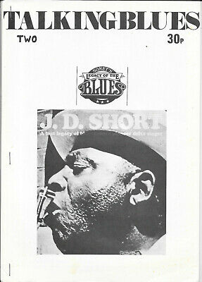 TALKING BLUES : Magazine : Number 2 : July, August, September 1976 • 10£