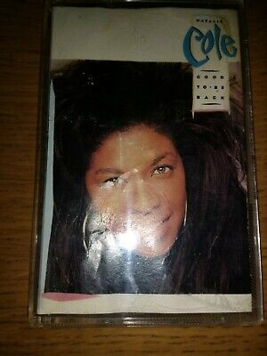 Natalie Cole Good To Be Back Cassette Tape • 1.20£
