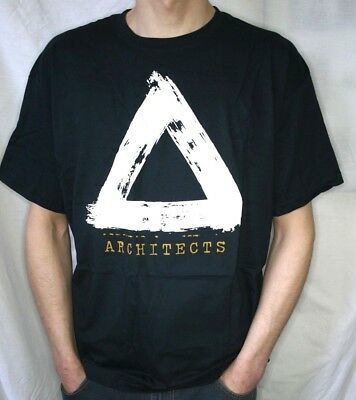 ARCHITECTS - Official T-Shirt (L) Original New Genuine Merch. Metalcore  • 12.95£