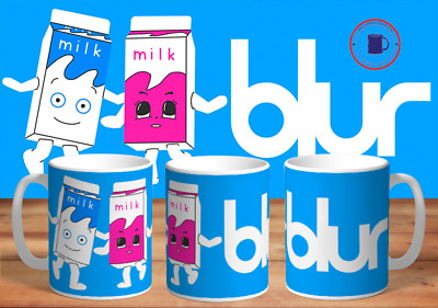 Blur  MUG  New Colour MUG 110Z #12 • 7.67£