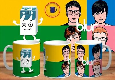 Blur  MUG  New Colour MUG 110Z #11 • 7.68£