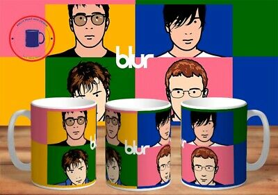 Blur  MUG  New Colour MUG 110Z #1 • 7.67£