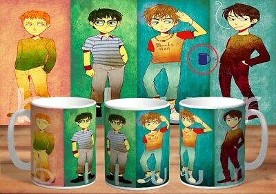 Blur  MUG  New Colour MUG 110Z #10 • 7.67£