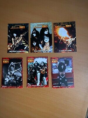 KISS - Vintage Trading Cards Reunion Tour • 5£