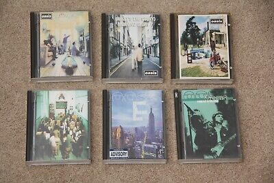Oasis Minidisc Album Collection All MD Rare Opportunity  • 239.99£