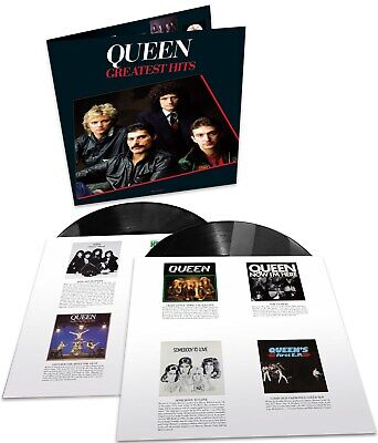 Greatest Hits - Queen (12  Album) [Vinyl] • 23.99£
