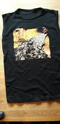 Korn Follow The Leader Vintage L Excellent Condition Sleevless Muscle Tee • 10£